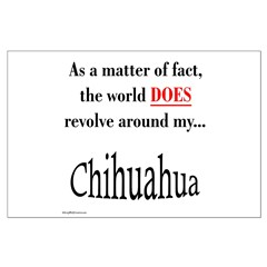 Chihuahuas World Posters