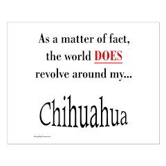 Chihuahuas World Posters