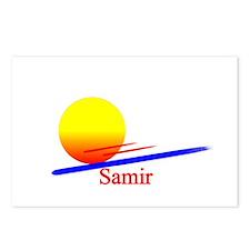 Samir Postcards (Package of 8)