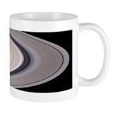 Saturn (rings) - mug