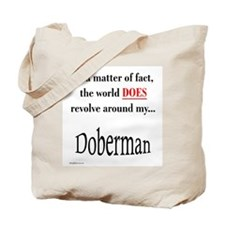 Dobie World Tote Bag
