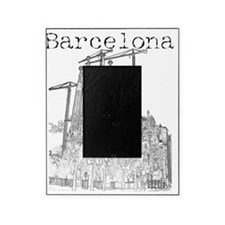 Barcelona_10x10_apparel_LaSagradaFam Picture Frame