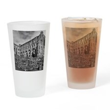 Ruins of Rievaulx Abbey Drinking Glass