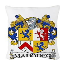 aaronwhite Woven Throw Pillow