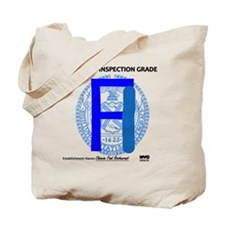 Sanitary Inspection Grade CFR Tote Bag