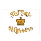 Royal Highness Postcards (Package of 8)