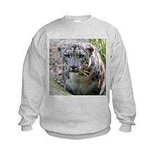 Snow Leopard 3 Sweatshirt