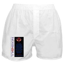 ANTISOCIAL MEDIA BLK 3 Boxer Shorts