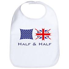 Half and Half Bib