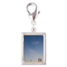 Hamburg. Office Buildings by Silver Portrait Charm