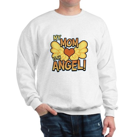 My Mom Angel Sweatshirt