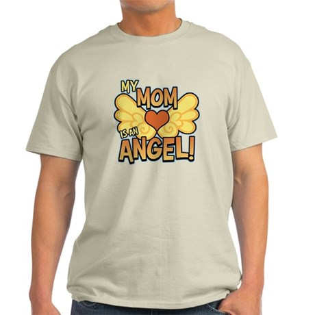 My Mom Angel Light T-Shirt