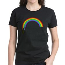 Dripping Rainbow Tee