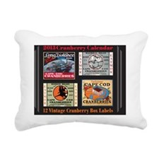 CranCalCover2013 Rectangular Canvas Pillow