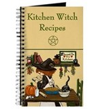 Kitchen Witch Journal