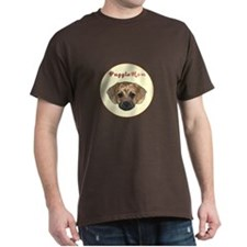 Puggle mom circle T-Shirt