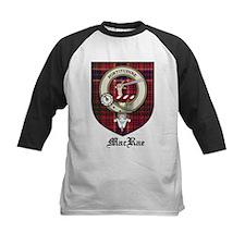 MacRae Clan Crest Tartan Tee