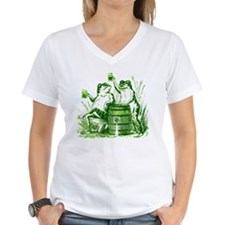 Drunk Frogs St Patricks Day Shirt