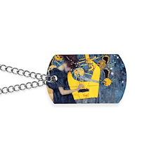Coin Klimt Music Dog Tags