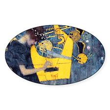 Coin Klimt Music Decal