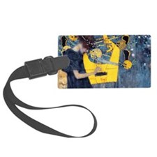 Coin Klimt Music Luggage Tag