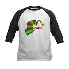 Personalized Elf Hat Tee