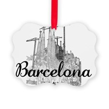 Barcelona_10x8_MessageBag_LaSagra Ornament