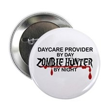 "Zombie Hunter - Daycare 2.25"" Button (10 pack)"