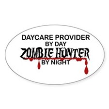 Zombie Hunter - Daycare Decal
