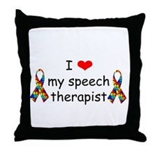 Funny Asd Throw Pillow