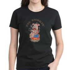 Piggy Smoking Tee