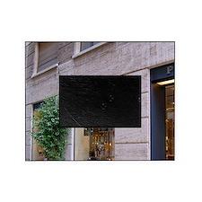 Italy, Milan, Prada storefront in Fa Picture Frame