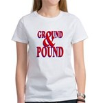 Ground & Pound Women's T-Shirt