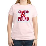 Ground & Pound Women's Light T-Shirt