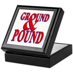 Ground & Pound Keepsake Box
