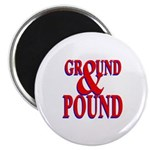 Ground & Pound Magnet