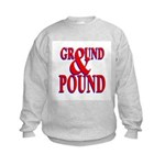 Ground & Pound Kids Sweatshirt