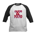 Ground & Pound Kids Baseball Jersey