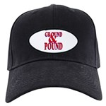 Ground & Pound Black Cap