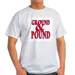 Ground & Pound Light T-Shirt