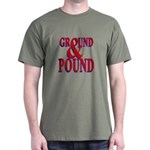 Ground & Pound Dark T-Shirt