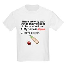 Two Things Cricket T-Shirt