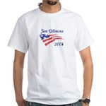Jim Gilmore (vintage) White T-Shirt