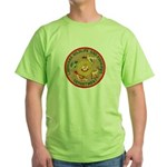 Louisiana Game Warden Green T-Shirt