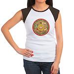 Louisiana Game Warden Women's Cap Sleeve T-Shirt