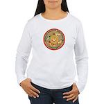 Louisiana Game Warden Women's Long Sleeve T-Shirt