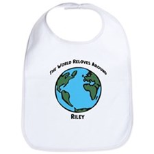 Revolves around Riley Bib