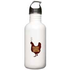 Drunk Chicken Water Bottle