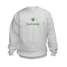 """Shamrock - Gabriel"" Sweatshirt"