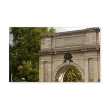Gateway to St. Stephen's Green, D Wall Decal